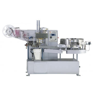 Best Quality for China Automatic Single Twist Packing Machine, Food Single Twist Wrapping Machine Manufacturers FULL AUTOMATIC SPHERICAL LOLLIPOP PACKING MACHINE supply to Vanuatu Exporter