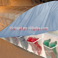 Hidden Storage BedSkirt Организатор Обуви
