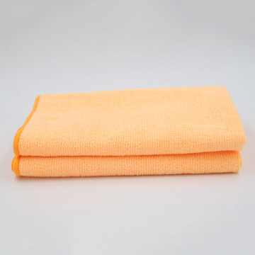 microfiber car cleaning towel with box packing