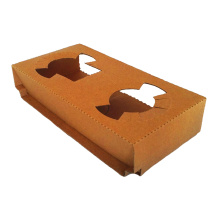 Hot sale for Food Paper Box Corrugated bottle carrier tray export to Indonesia Wholesale