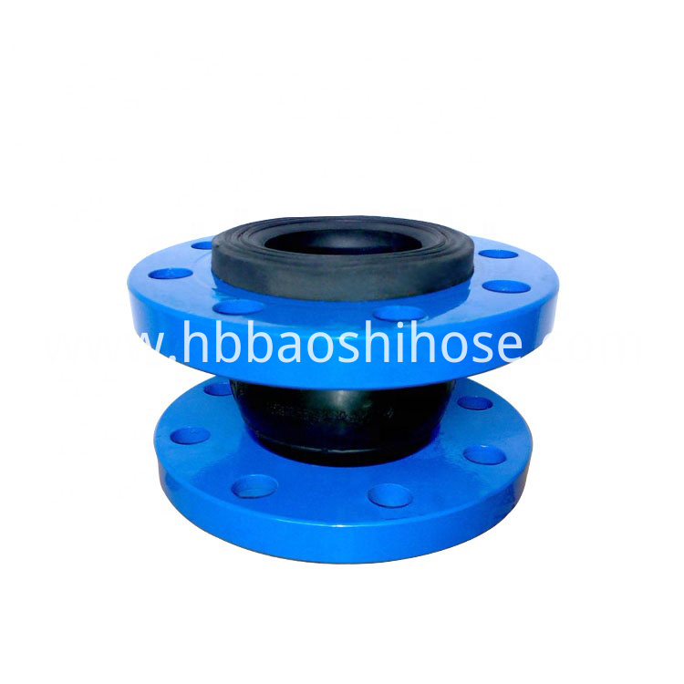 Threaded Flexible Rubber Adaptor