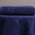 cotton  21s/2 white bath towel for hotels
