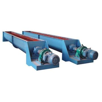 Activated carbon screw conveyor