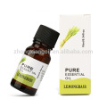 OEM 100% Pure Lemongrass Essential Oil bulk
