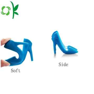 Unique High-heel Shoes Silicone Mobile Phone Holder