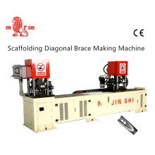 Supply for Scaffold Welder Scaffolding Diagonal Brace Making Machine supply to Romania Supplier