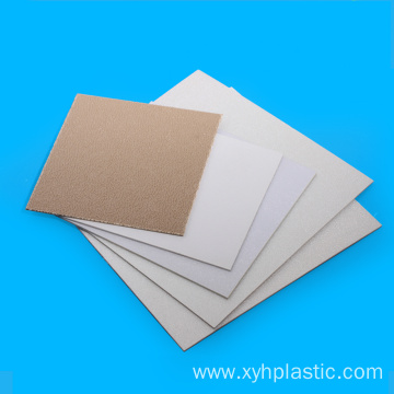 China for Plastic ABS Sheet White Selling 1mm ABS Plastic Sheet supply to Russian Federation Factories