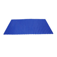 Factory directly provide for Wave Corrugated Steel Roof Sheet, Full Hard Corrugated Steel Roofing Sheet, Wave Metal Roofing Sheet from China Supplier Colour Coated Steel Corrugated Roofing Sheet supply to Spain Exporter