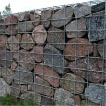 Stone Cage Wire Mesh Easy Install