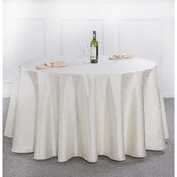 Wholesale embroidered tablecloth restaurant linen
