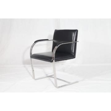 Van Der Rohe Brno Flat Bar Chair Replica