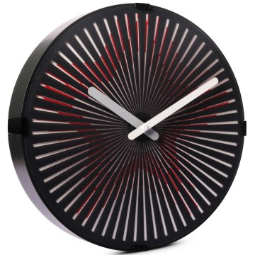 Amazing Starburst Wall Clock for Decoration