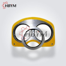 IHI Parts Concrete Pump Wear Plates Cutting Ring