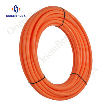 plastic pvc compressed natural gas hose assembly