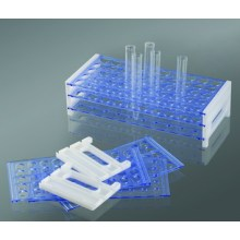 Goods high definition for Test Tube Plastic Tube Rack export to Burkina Faso Manufacturers