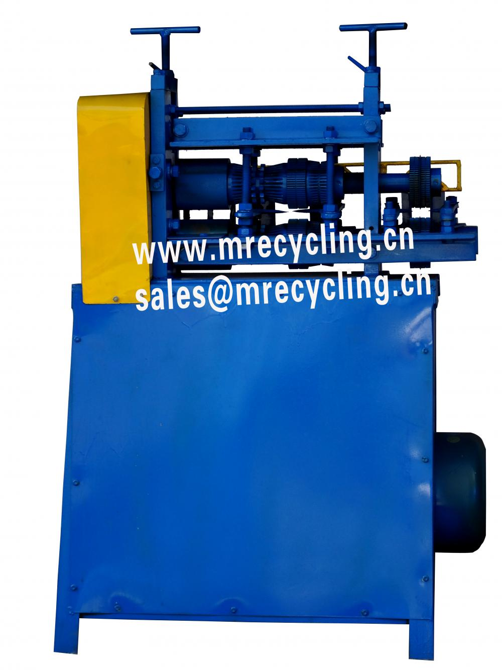 metal recycling industry