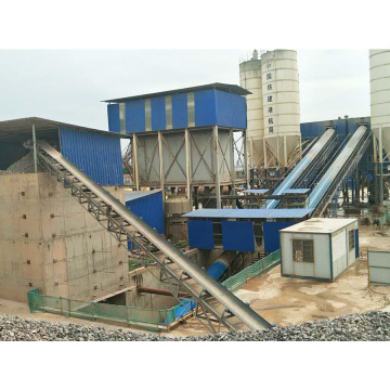Hydraulic Concrete Batching Plant