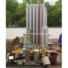 Lox Lin Lar Lng Atmospheric Vaporizer China Manufacturers