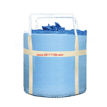 Manufacturer for Plastic Jumbo Bag New virgin  woven jumbo bag supply to British Indian Ocean Territory Factories