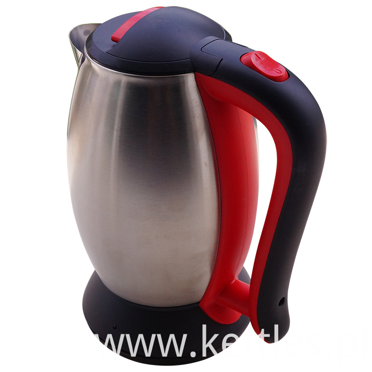 Large electric tea kettle