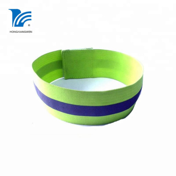 I-Outdoor Sports Reflective Elastic Ankle Wrist Armbands