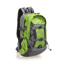 Traveling high-capacity hiking sports backpack