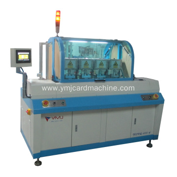 SIM Card Punching Machine 4 Stations