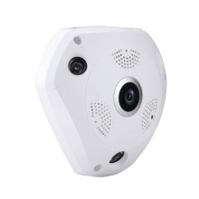 960P Fisheye Security Hidden Wifi IP Camera