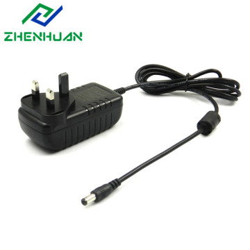 36W 24Volt Wall mount power plug adapters