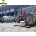Waste Tyre Pyrolysis Oil Usage