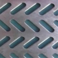 Mild Steel Perforated Metal Sheet