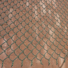 Decorative Garden Border Chain Link Fence