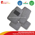 Plush Floor Carpet car mats Full Set