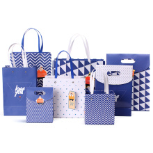 Custom Paper Packing High Quality Luxury Gift Bag