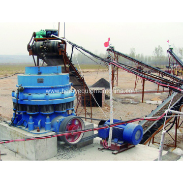Mingyuan 50-100 t/h Sand Gravel Production Plant