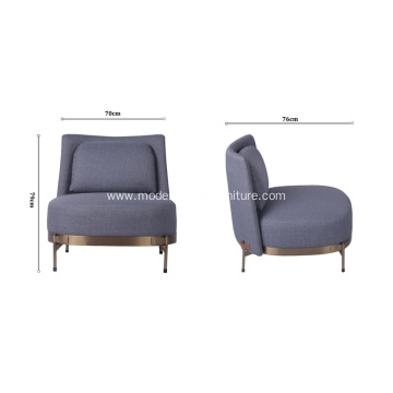 Nendo Design Tape Bergere Armchair