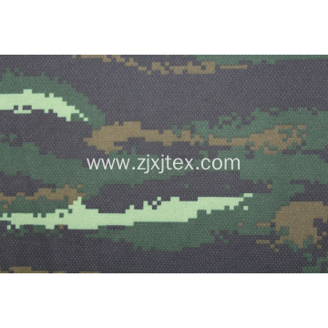 Flame Retardant Polyester Cotton Printing Knitting Fabric