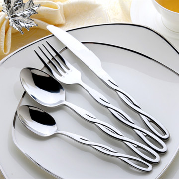Contracted Stainless Steel Tableware