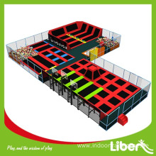 Best indoor jumping trampoline park exercise classes