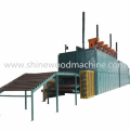 Core Veneer Roller Dryer