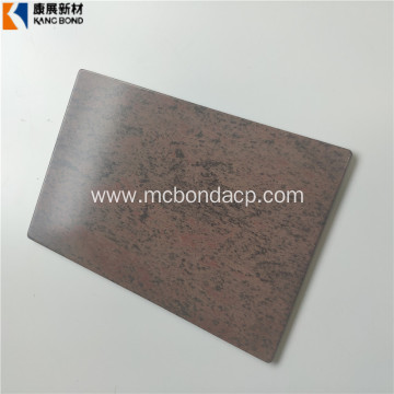 PVDF Aluminum Composite Panel for Wall Decoration