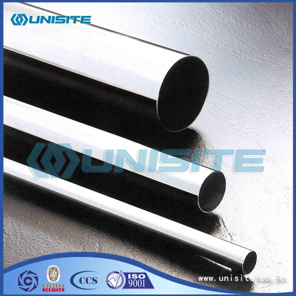 Stainless Steel Exhausting Pipe