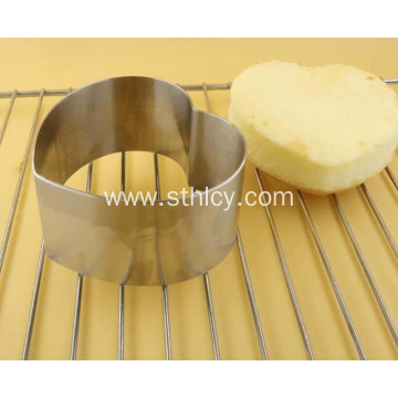 304 Stainless Steel Mousse Cake Mold