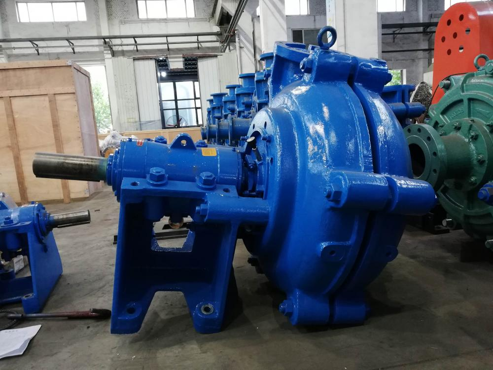 2/1.5B-AH High Duty Slurry Pump