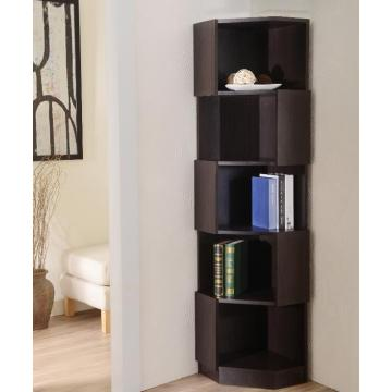 Contemporary Latest Home Office Open Ladder Bookcase