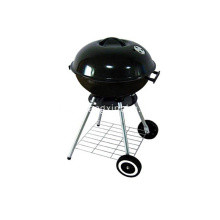 Customized for Picnic Bbq Grill,Kettle Charcoal Grill,Outdoor BBQ Charcoal Grills Manufacturers and Suppliers in China 17 inch Smokeless Kettle Charcoal BBQ Grill export to Indonesia Importers