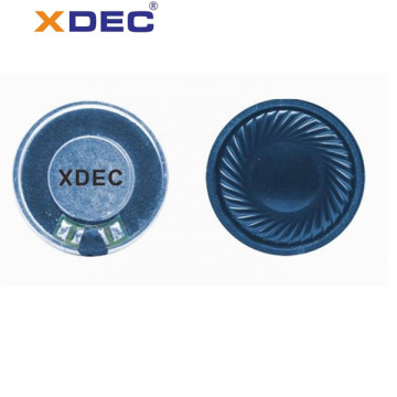 Factory best selling for Doorphone Speaker Passive neodymium 30mm 8ohm 1.5w mylar speaker export to Kenya Suppliers