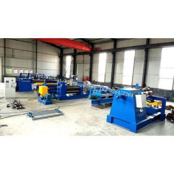 High Accuracy Roll Cutting Slitting And Rewinding Machine