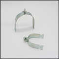 hot sale high quality galvanized pipe clamp