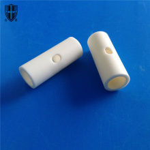 99% alumina ceramic coil tube bush sleeve customized